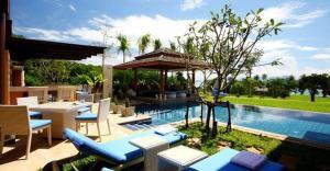 The swimming pool at or close to Villa Diva Star, Koh Yao Noi