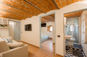 Area soggiorno di Florence Luxury House