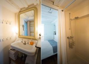 Et badeværelse på St Honore