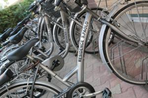 Attività di ciclismo presso il residence o nelle vicinanze