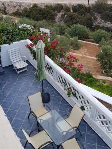 Balcone o terrazza di Sophid Village Ardani