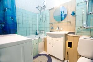 Ванная комната в Nice Flats Smolenskaya