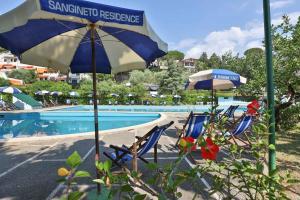 Piscina di Residence Club Sangineto o nelle vicinanze