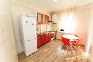 A kitchen or kitchenette at CENTRUM penthouse