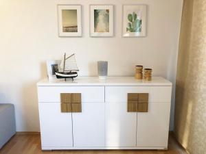 Cucina o angolo cottura di Stylish Apartment with Terrace