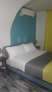 A bed or beds in a room at Casa Vì