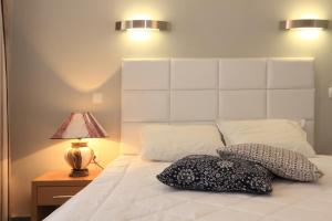 A bed or beds in a room at View Apartments