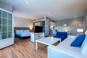 Zona de estar de Aparthotel HG Jardin de Menorca