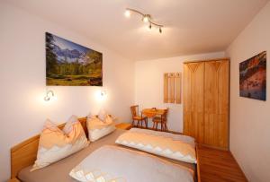 Postel nebo postele na pokoji v ubytování Das Apartment Binder