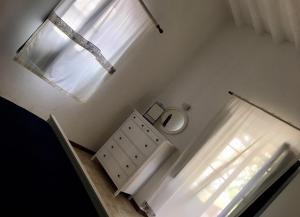 Salle de bains dans l'établissement Il Sassolino