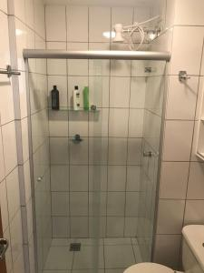 A bathroom at Espaço Villa Verde