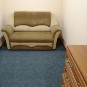 Zona de estar de Квартира 2-х комнатная на Советской 11