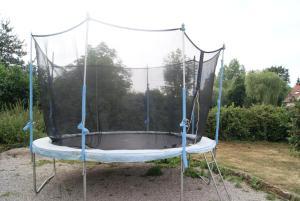 Aire de jeux pour enfants de l'établissement Les Lilas