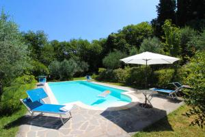 The swimming pool at or close to Villa Gioiosa