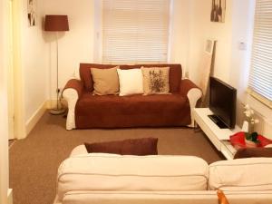 Area soggiorno di Apartment Pimlico & Victoria