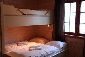 A bed or beds in a room at Filefjellstuene