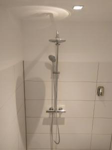A bathroom at S74