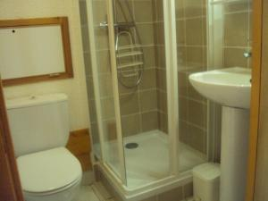 A bathroom at Appartement Kalinka 603