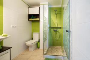 A bathroom at Brisa Del Mar