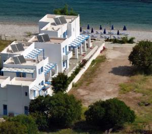 Dream Island Hotel с высоты птичьего полета