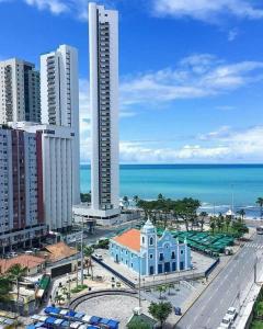 A bird's-eye view of Apartamento em Boa Viagem - Recife/PE