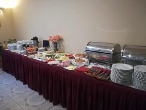 Jedzenie w aparthotelu lub w pobliżu
