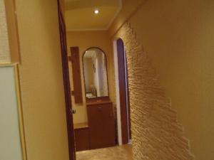 Ванная комната в Однокомнатная квартира