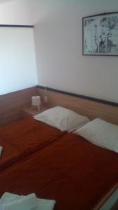 Postelja oz. postelje v sobi nastanitve Apartments Hostin Garoful Duga Uvala
