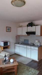 מטבח או מטבחון ב-Haus Raimund