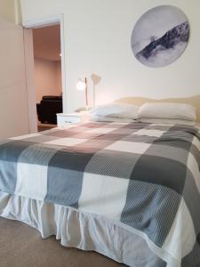 Exclusive retreatにあるベッド