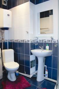 Ванная комната в Apartment on Krivenko 81