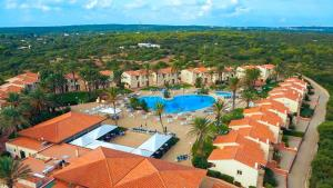 A bird's-eye view of BlueRooms Palmeras