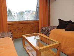 Un lugar para sentarse en Village Catedral Hotel & Spa