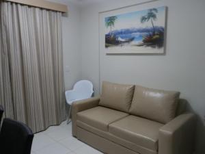 A seating area at Veredas do Rio Quente