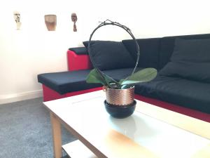 A seating area at 33A Sunderland Road