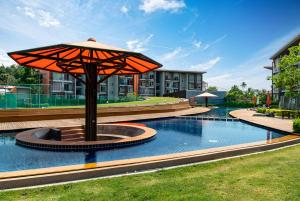 The swimming pool at or near Pause on Samui Residences