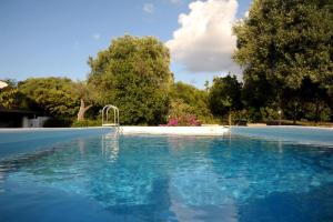 The swimming pool at or near Villaiale