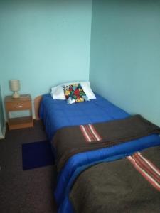 Cama o camas de una habitación en Casa Gimar Austral