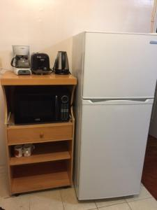 A kitchen or kitchenette at Apartment in Queens