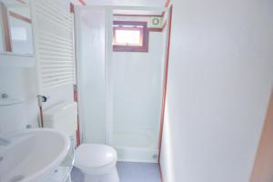 Een badkamer bij Edelhert