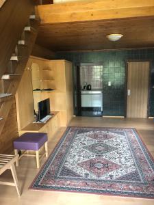 Zona de estar de Flaschberger Camping