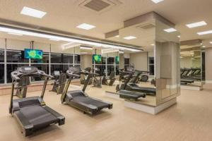 The fitness center and/or fitness facilities at Your Studio at London SP Residences