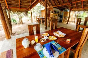 Restaurant ou autre lieu de restauration dans l'établissement Villa Habarana
