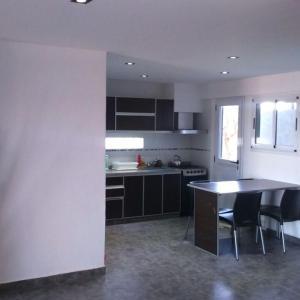 Una cocina o kitchenette en Rumbo Sur