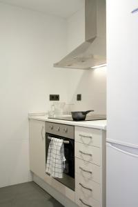A kitchen or kitchenette at Alicante CS