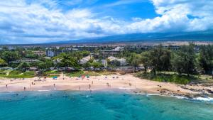 A bird's-eye view of Aston at the Maui Banyan
