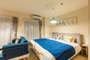 ห้องพักของ Minn Namba