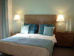 Cama o camas de una habitación en Apartment Village 1 bed sea view