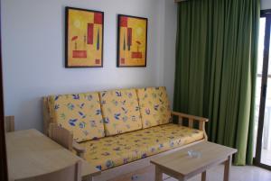 Zona de estar de Apartamentos Paraiso 10