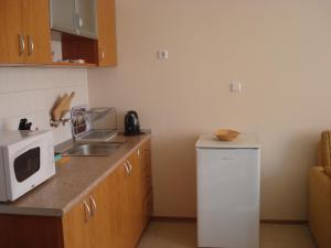 A kitchen or kitchenette at Villa Rouge